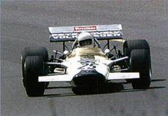 1970 Pete Lovely, Lotus 49B