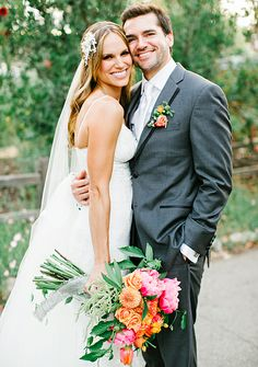 Jackson Hurst Marries Stacy Stas: Drop Dead Diva Wedding Details - Us Weekly!!!! All the florals were created by Krista Jon for Archive!!