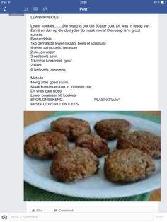 Lewer koekies