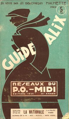 • Guide Alix Edition 1932