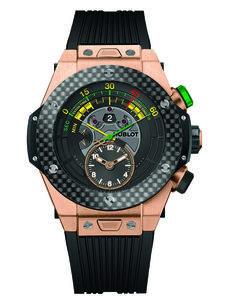 Hublot Big Bang Unico Bi Retrograde Chrono Is Official Watch Of 2014 Brazil FIFA World Cup   watch releases