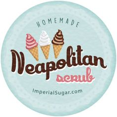 Neapolitan Sugar Scrub | Imperial Sugar Recipe