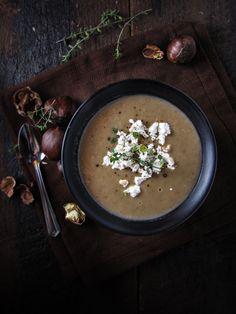 Chestnut Soup*