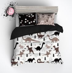 WHAT'S INCLUDED: What is a Duvet Cover? A Duvet Cover is a protective case for your comforter, similar to how a pillow case works to keep your pillow clean, usually with a snap or zippered closure at #luxurykids