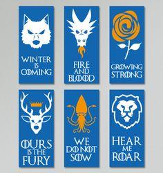 Quoi !!!! la saison 5 de Game of Thrones commence dans quelques heures et tu n'as toujours pas ton sticker pour plaque d'immatriculation personnalisé. Heureusement il y a Verystick, choisis la...