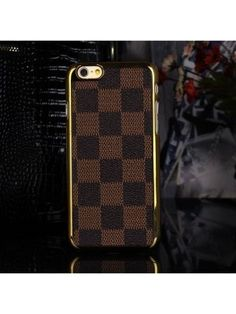 Louis Vuitton iPhone 6/6S luxus hülle {5DWpWhtg}