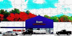 The Sears store in Ashland, Massachusetts is scheduled to close in December of 2016. The store opened at this location in 1997.