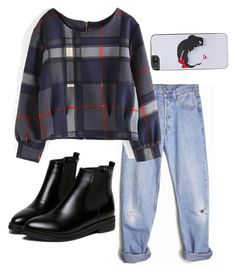 """""""Untitled #193"""" by alizah-ish-a-pinja on Polyvore featuring Levi's"""