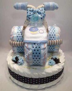 Baby newborn Cake