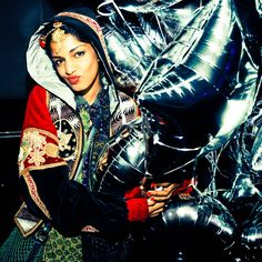 M.I.A. at the Opening Ceremony Ten-Year Party | Neil Rasmus #nyfw