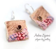 Earrings Polymer Clay, Place Card Holders, Earrings, Cards, Jewelry, Ear Rings, Jewellery Making, Stud Earrings, Jewerly