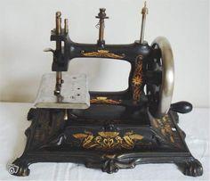Machine coudre singer 15k ann e 1901 machines for Machine a coudre jouet