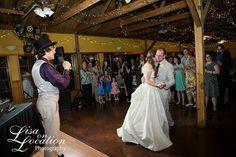 Lisa on Location: Super fun wedding in Canyon Lake {New Braunfels Wedding Photography}
