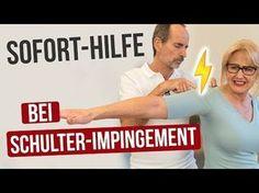 Impingement-Syndrom ➡️ Sofort-Hilfe Übungen gegen Schulterschmerzen | Liebscher & Bracht - YouTube