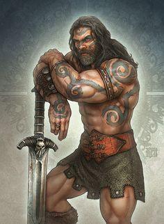 ROM Characters on Behance   Kerem Beyit