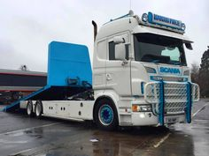 SCANIA - TOW . TRUCK