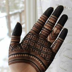 Modern Mehndi Designs for Hands By Henna CKG - Fashion