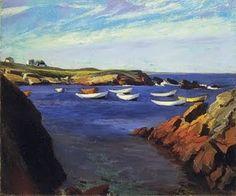 Artist Edward Hopper Nyack, July 22 1882 - New York, May 15 1967