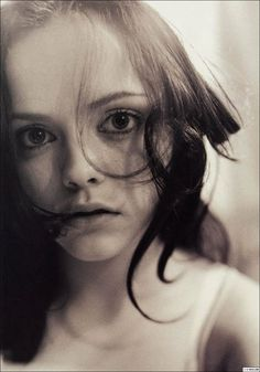 Christina Ricci by Peggy Sirota in Rolling Stone, 1999