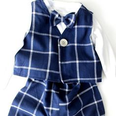 Taufkleidung - Taufanzug,Kinderanzug,Babyanzug,Taufbekleidung - ein Designerstück von oh-que-bonito bei DaWanda