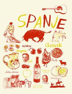 #Spain #Vintage #Design