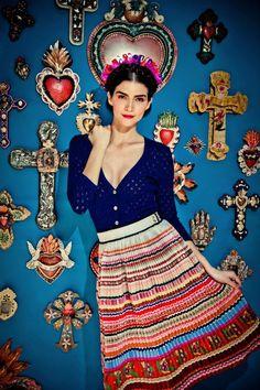 Fotografia de moda, México