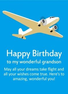 Send Free May Your Wishes Come True! Happy Birthday Wishes Card for Grandson to Loved Ones on Birthday & Greeting Cards by Davia. It's free, and you also can use your own customized birthday calendar and birthday reminders.