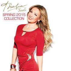 Thalia Sodi Spring 2015 Collection for Macy's