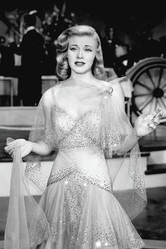 Ginger Rogers in Vivacious Lady (1938) Awesomely halarious film!