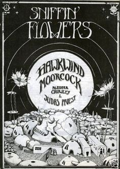 Sniffin'Flowers 1977  No. 2