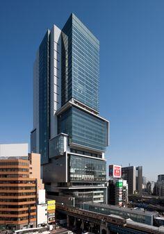 SPOTLIGHT 渋谷ヒカリエ|日建設計