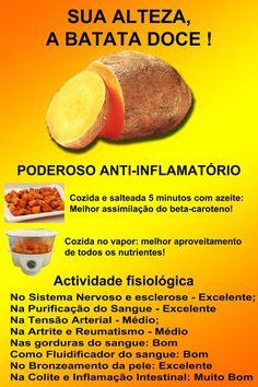 Viva, sweet potato!