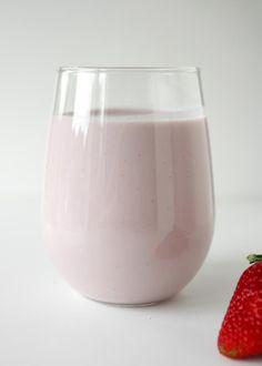 Knockoff of the blueprint cashew milk looking for this foooorever strawberry cashew milk httpthekitchenpaperstrawberry malvernweather Images