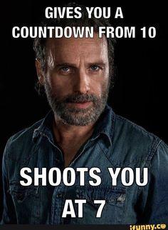 That's how Rick rolls.