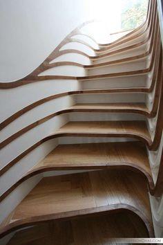 Лестницы на второй этаж в частном доме. 133 фото | Не пропустите