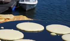 Oppskrift: Sveler Norwegian Food, Kefir, Korn, Nom Nom, Food And Drink, Sugar, Cookies, Baking, Cake