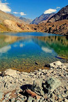 Deepak Tal. Himachal Pradesh, India.
