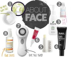 Great face products for eczema & acne prone skin