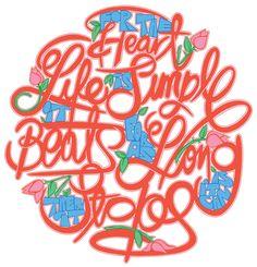 Patrik Mollwing Art & Illustration — Lettering | Knausgaard Art Director, Stockholm, Sweden, Illustrator, Illustration Art, Lettering, Drawings, Calligraphy, Letters