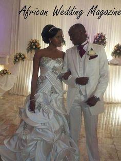 Wow! African Wedding Magazine