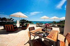 Marenas: esse apart-hotel é uma excelente opção para ficar hospedado em Miami com crianças. Com praia e piscina, esse flat é super agradável, com um tamanho excelente de quartos.