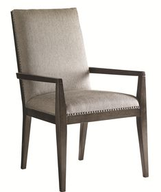 Carrera Vantage Upholstered Arm Chair By Lexington