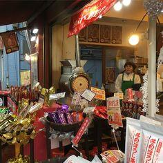 #Ningyocho #treasuresoftokyo #甘酒横丁 #ほうじ茶