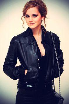 Emma Watson Chanel Fashion Show Portraits