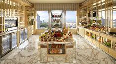The Ritz-Carlton, Millenia Singapore - The Ritz-Carlton, Millenia Singapore – Club Lounge