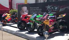 VÍDEO: Motos de Jack Miller já expostas em Mugellohttp://www.motorcyclesports.pt/video-motos-jack-miller-ja-expostas-mugello/