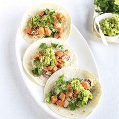 Ocean trout ceviche tacos with rough guacamole   #recipe  #Kikkoman  #myfoodbook