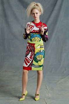 Moschino Resort 2015 Collection - FaShionFReaks