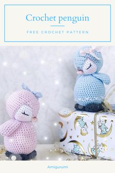 Penguin Amigurumi Crochet Free Pattern ideas flooring crafts projects crafts for adults solar craft projects ideas Kawaii Crochet, Crochet Gratis, Cute Crochet, Crochet Baby, Diy Crochet Toys, Crochet Amigurumi Free Patterns, Crochet Animal Patterns, Stuffed Animal Patterns, Knitting Patterns