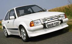 SunStar Escort Series 1 RS Turbo - posted in Sun Star: Just announced today in Fantastic news Ford Rs, Car Ford, Ford Motorsport, Cars Uk, Ford Classic Cars, Old Fords, Classic Motors, Ford Escort, Ford Motor Company